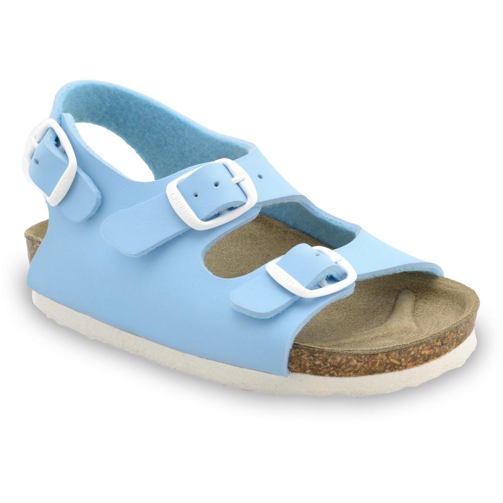 LAGUNA Kinder Sandalen (23-29) - hellblau, 27