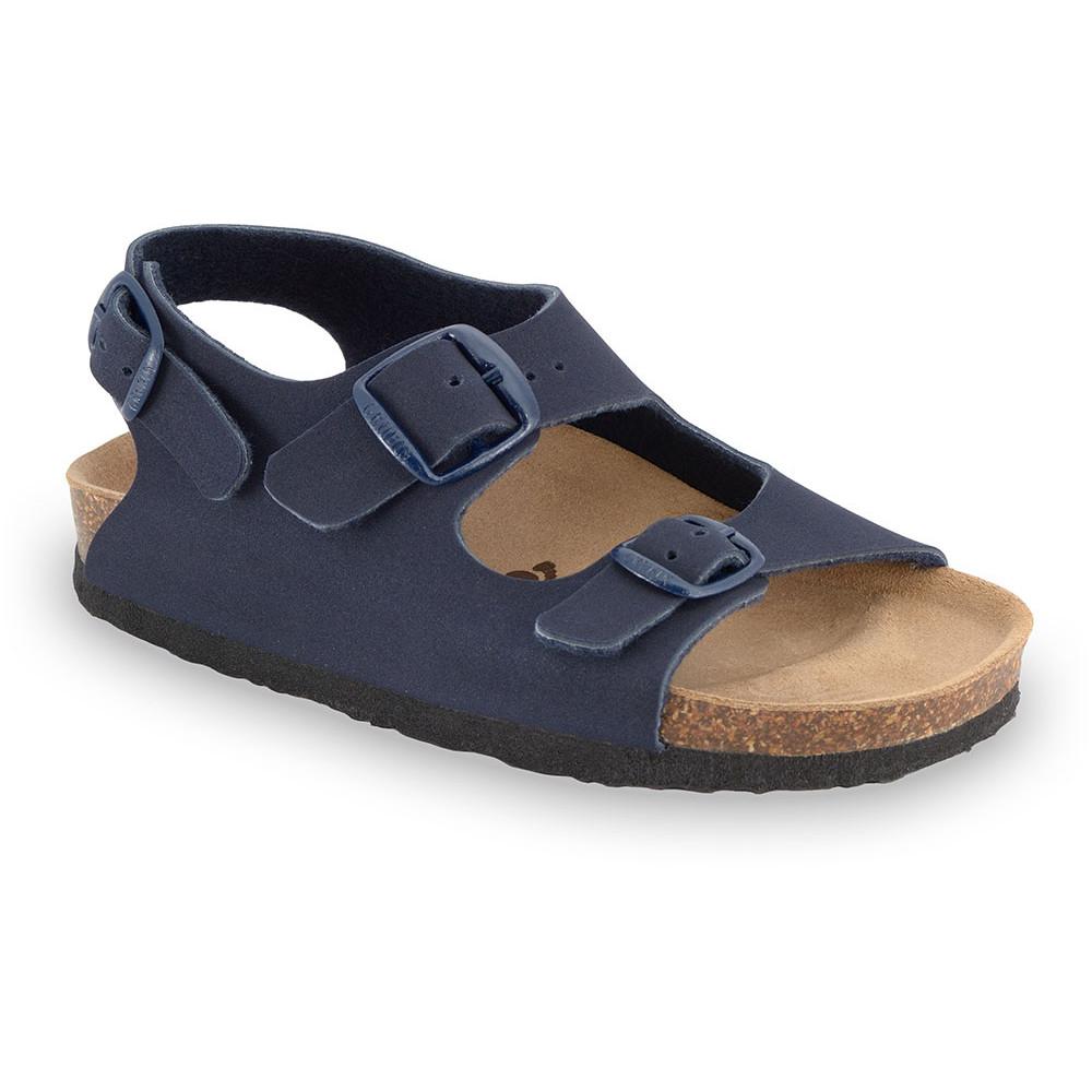 LAGUNA Kinder Sandalen (30-35) - blau, 34