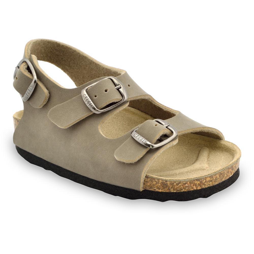 LAGUNA Kinder Sandalen (30-35) - beige, 31