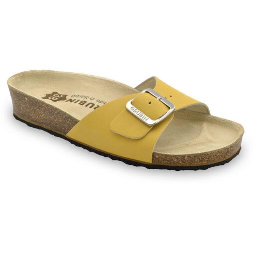 MADRID Pantoffeln für Damen - Leder (36-42)