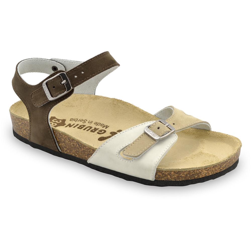 RIO Sandalen für Damen - Leder (36-42)