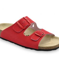 KAIRO Pantoffeln für Damen - Leder (36-42)