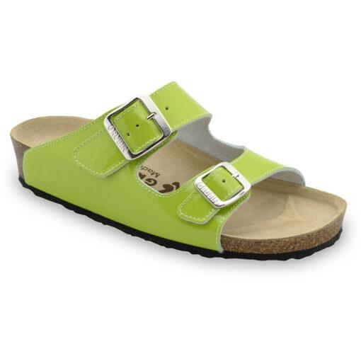 Kairat Leder Damen Pantoffeln (36-42)