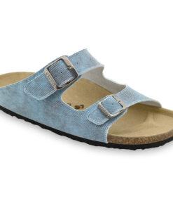 KAIRO Pantoffeln für Herren - Stoff (40-49)