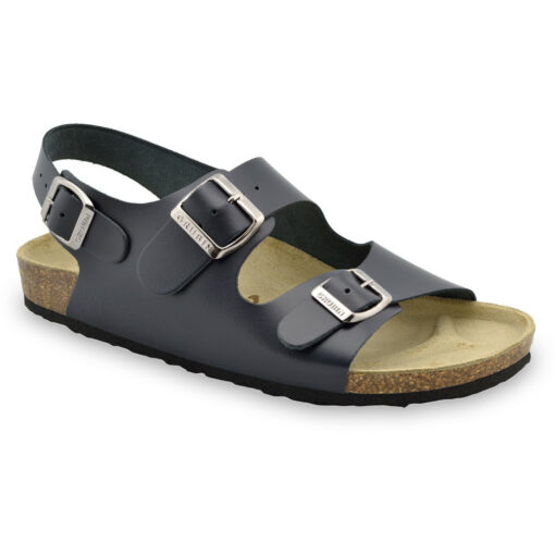 MILANO Sandalen für Herren - Leder (40-49)