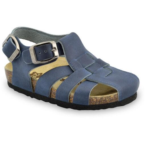 PAPILIO Sandalen für Kinder - Leder (23-30)