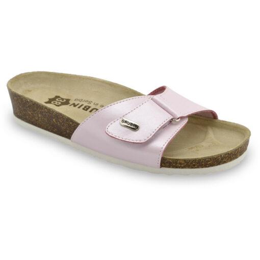 BRIGITTE Pantoffeln für Damen - Leder (36-42)