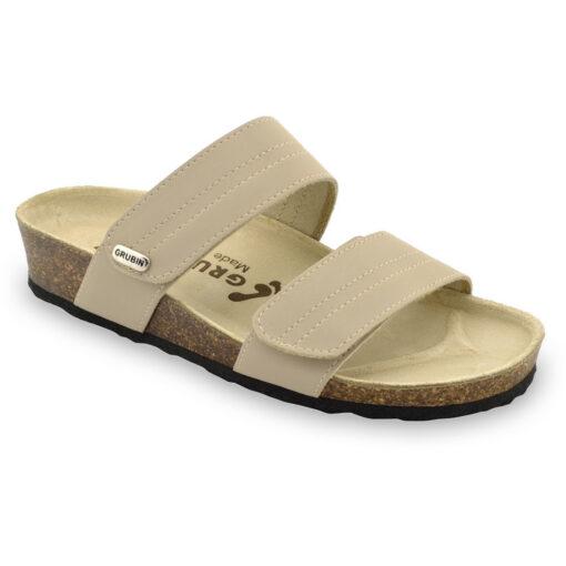 MALTA Pantoffeln für Damen - Leder (36-42)