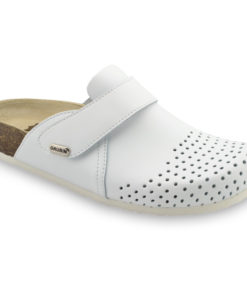OREGON Geschlossene Pantoffeln für Damen - Leder (36-42)