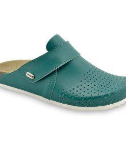 OREGON Geschlossene Pantoffeln für Herren - Leder (40-49)