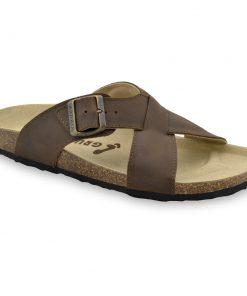 BORSALLINO Pantoffeln für Herren - Leder (40-49)