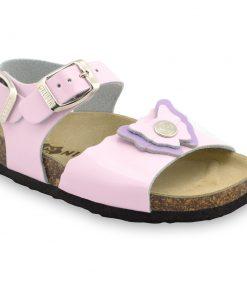 BUTTERFLY Sandalen für Kinder - Leder (23-29)