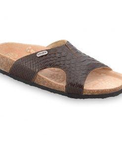 MARTINA Pantoffeln für Damen - Leder (37-41)