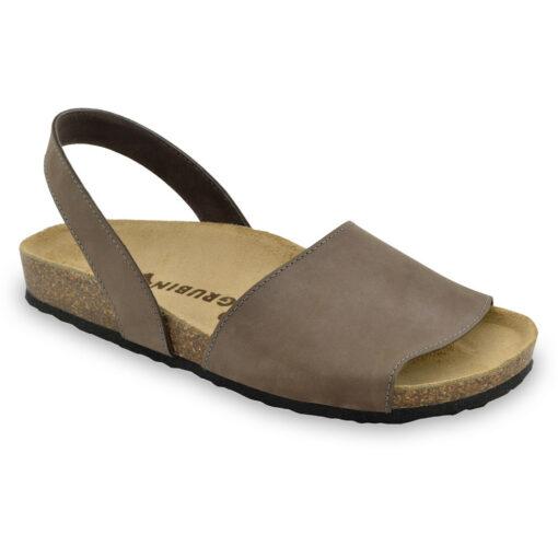 BOSS Sandalen für Herren - Leder Nubuk (40-49)