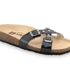 MODENA Pantoffeln für Damen - Leder (36-42)