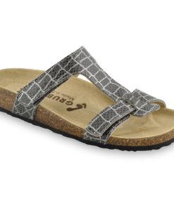 RIMINI Pantoffeln für Damen - Leder (36-42)