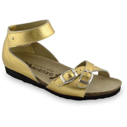 NICOLE Sandalen für Damen - Leder (36-42)