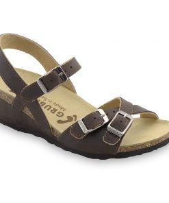 ILIRIJA Sandalen für Damen - Leder (36-42)