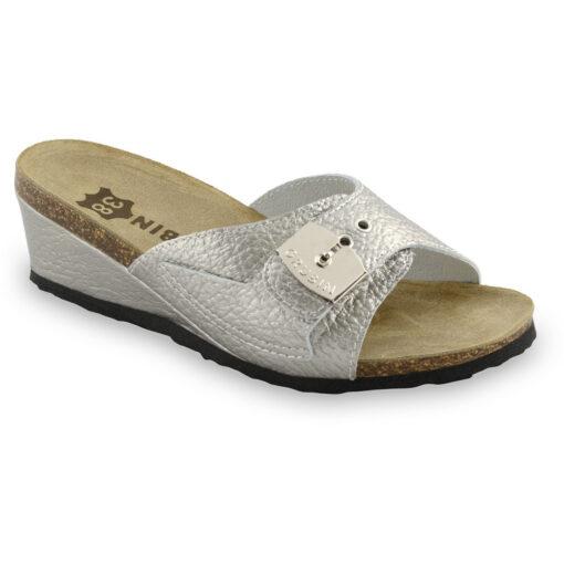 Daki Leder Damen Pantoffeln (36-42)