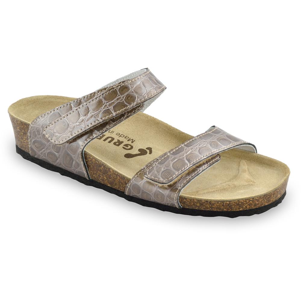 HIGIJA Pantoffeln für Damen - Leder (36-42)