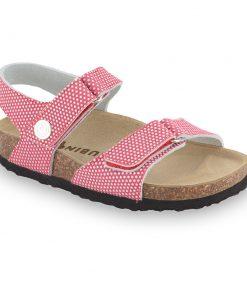 RAFAELO Sandalen für Kinder - Leder Kast (23-29)