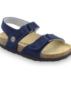 RAFAELO Sandalen für Kinder - Veloursleder (30-35)