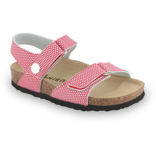 RAFAELO Sandalen für Kinder - Leder Kast (30-35)