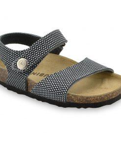 LEONARDO Sandalen für Kinder - Leder Kast (30-35)