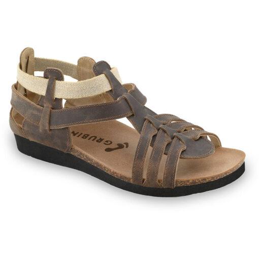 ANASTASIJA Sandalen für Damen - Leder (36-42)
