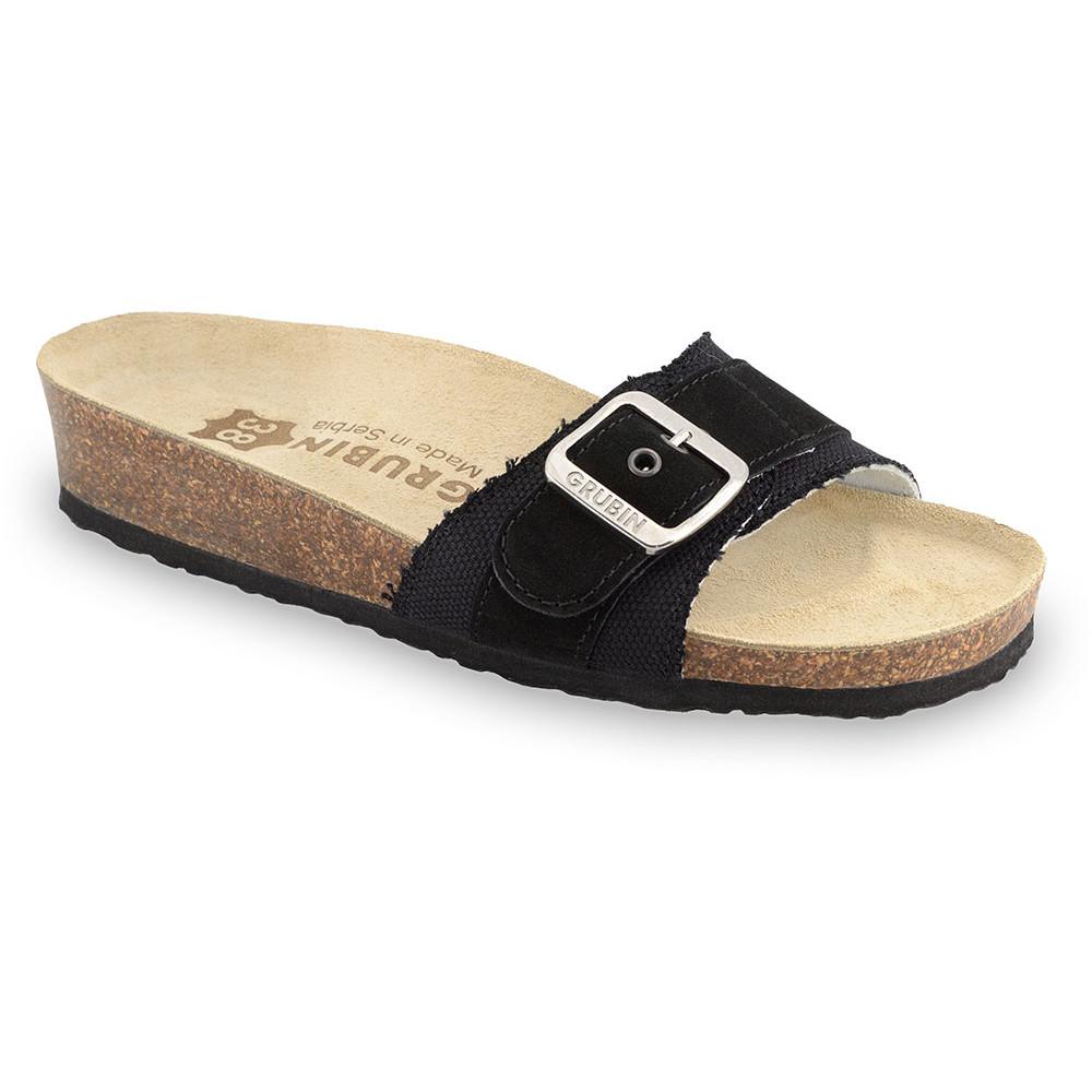 TIFANI Pantoffeln für Damen - Stoff (36-42)