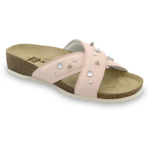 DAKOTA Pantoffeln für Damen - Leder (36-42)