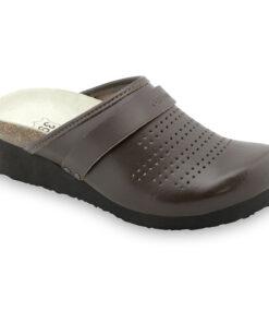 MALME Geschlossene Pantoffeln Silverplus - Leder (36-42)