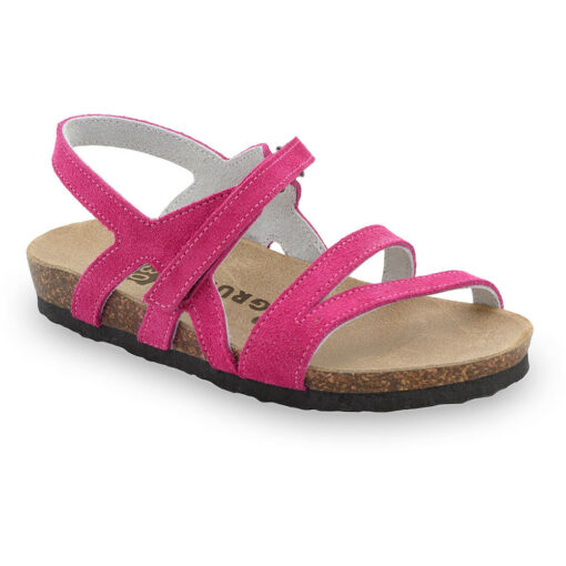 BELLE Sandalen für Kinder - Leder (25-29)