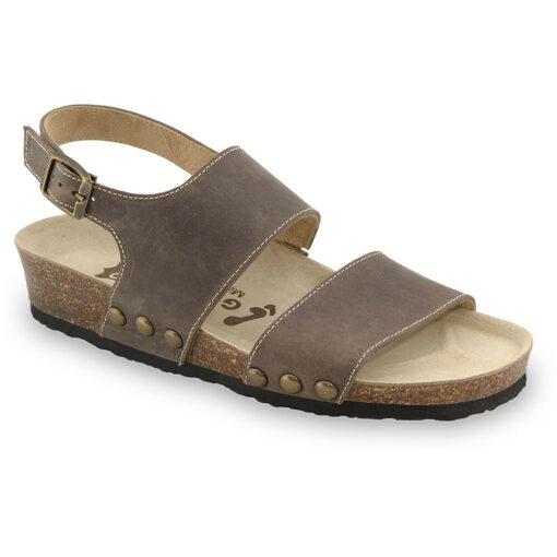 CHARLOTTE Sandalen für Damen - Leder (36-42)