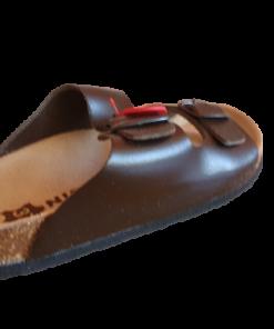Papuče pre dámy | dopredaj | hnedé